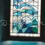 "Windows in restaurant ""Contravento"", Tallinn 1994"