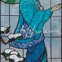 Window in Japanese style, coffee in Helsinki, Finland 2007