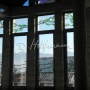 The hotel windows