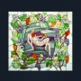 Wine Restaurant Dominic,  a window in the basement, Tallinn 2006