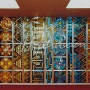 The library of Kirov named fishing collective farm in Viimsi, Tallinn 1975