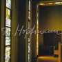 Windows, administrative building of the Ministry of Forestry