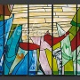 Ceiling panel, commerce bank in Moscow