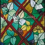 "Window with dewberries, ""Contravento"""