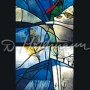 Window in restaurant Astora, Tallinn 1991