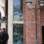 Windows of the clock tower, Batumi prime square, 2010