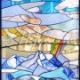 Window of the clock tower