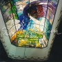 Ceiling panel in administrative building of Lukoil, Moscow 1997