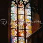 The Revelation of John Window in the Holy Ghost Church